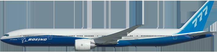 Aircraft 0000 777 300er