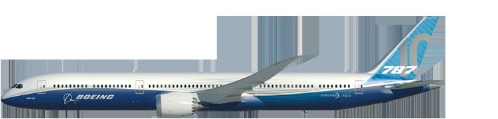 Aircraft 0001 787 10