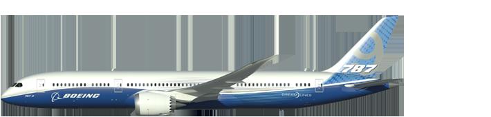 Aircraft 0002 787 9