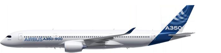 Aircraft 0008 A350 900