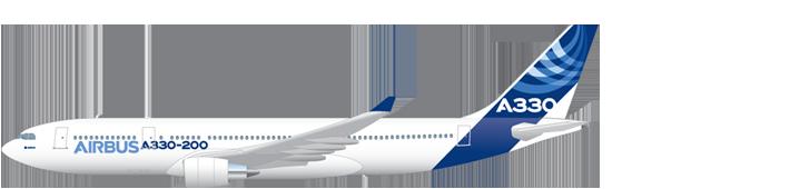 Aircraft 0010 A330 200