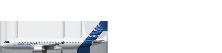 Aircraft 0014 A320 200